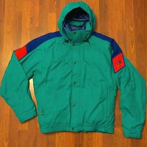 Vintage 90's North Face extreme Z ( ZOD ) jacket